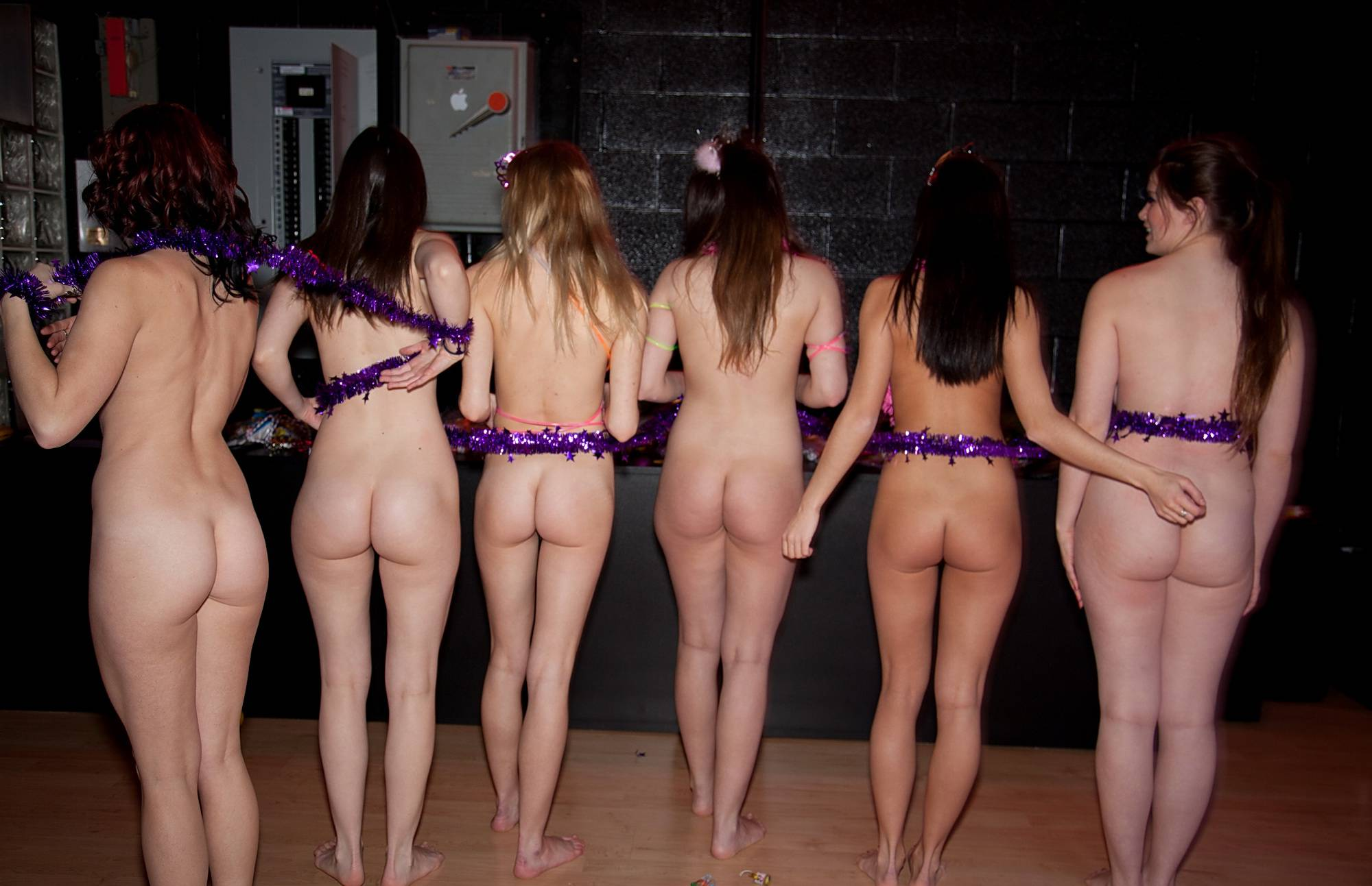 All Lined Up In A Row Now - 4
