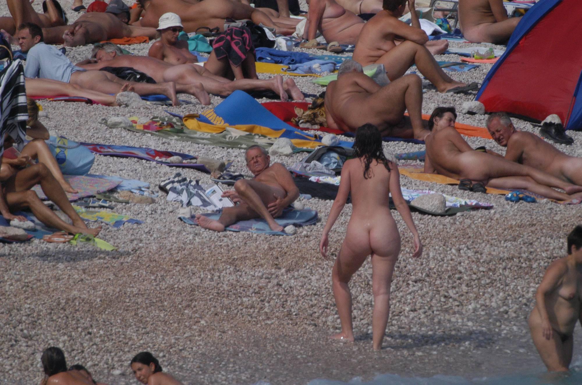 Purenudism-Baska Rock-Wall Beach - 2