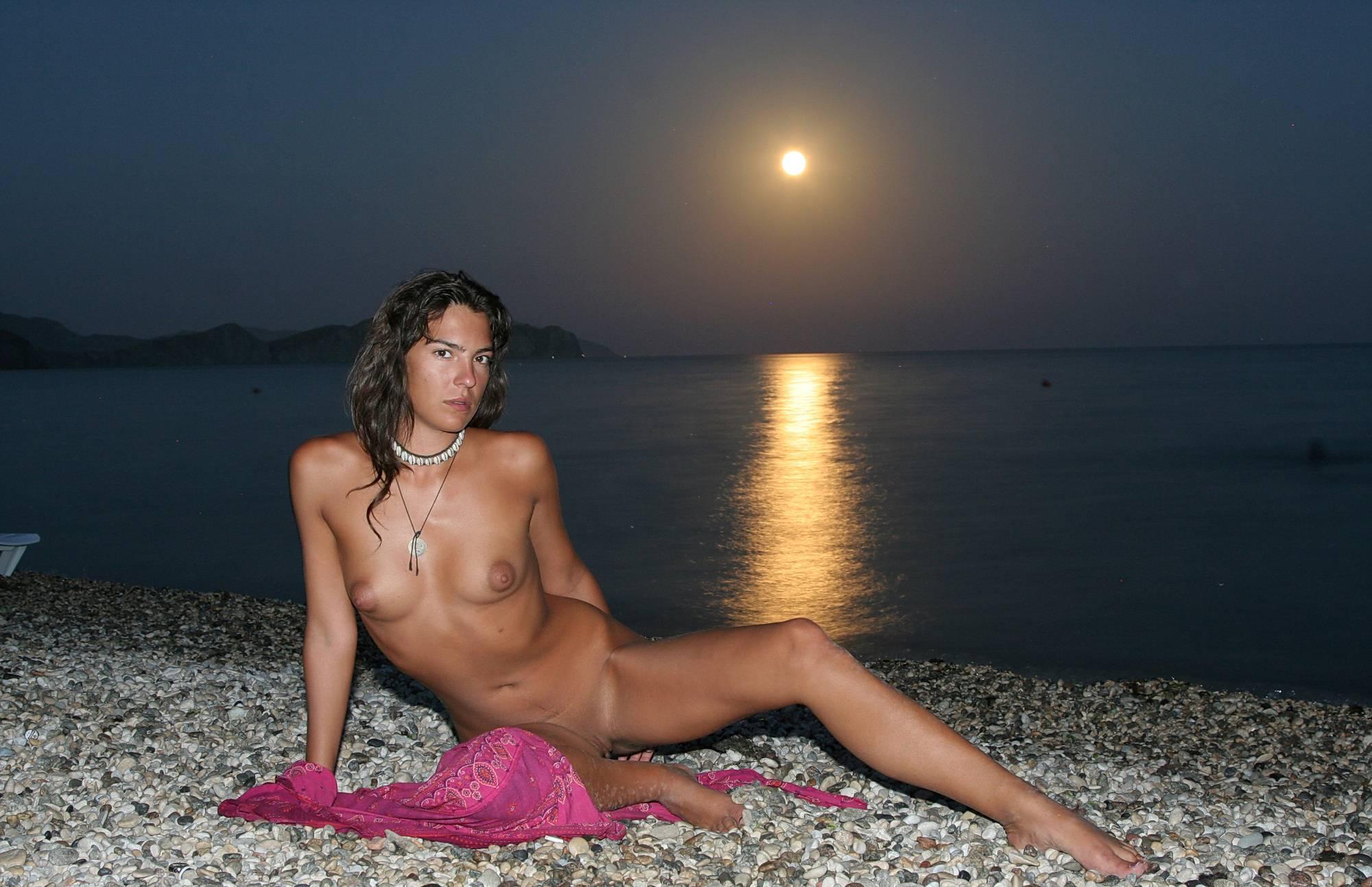 Pure Nudism Pics-Beach Side Artistic Form - 3