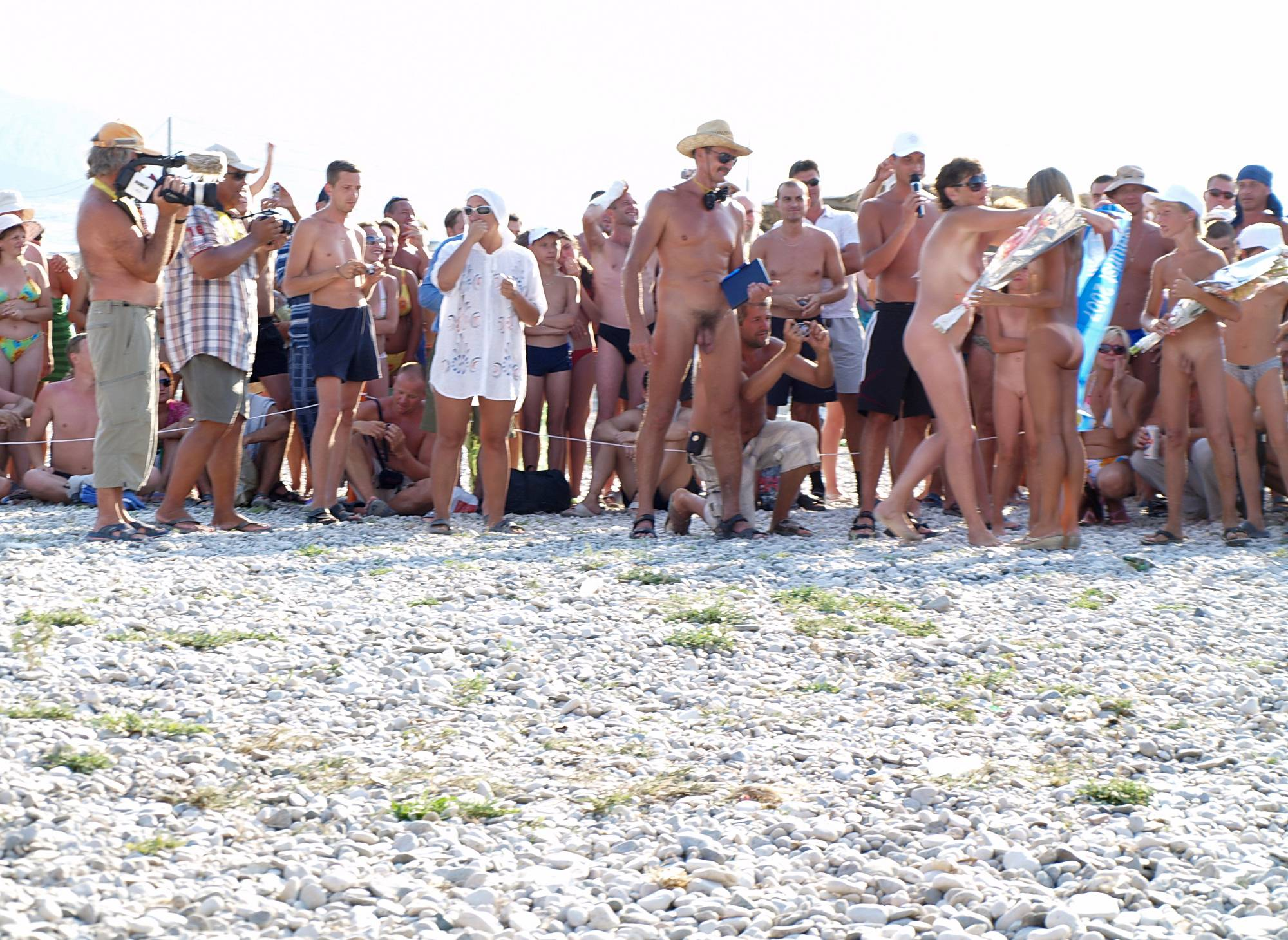 Pure Nudism-Beachside Beauty Pageant - 2