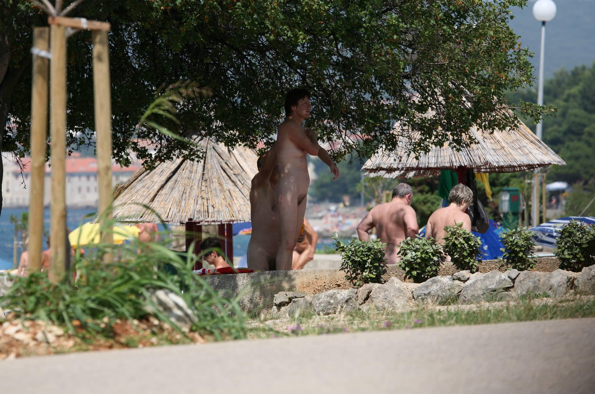 Pure Nudism-Bondi Beach-Park Grounds - 2
