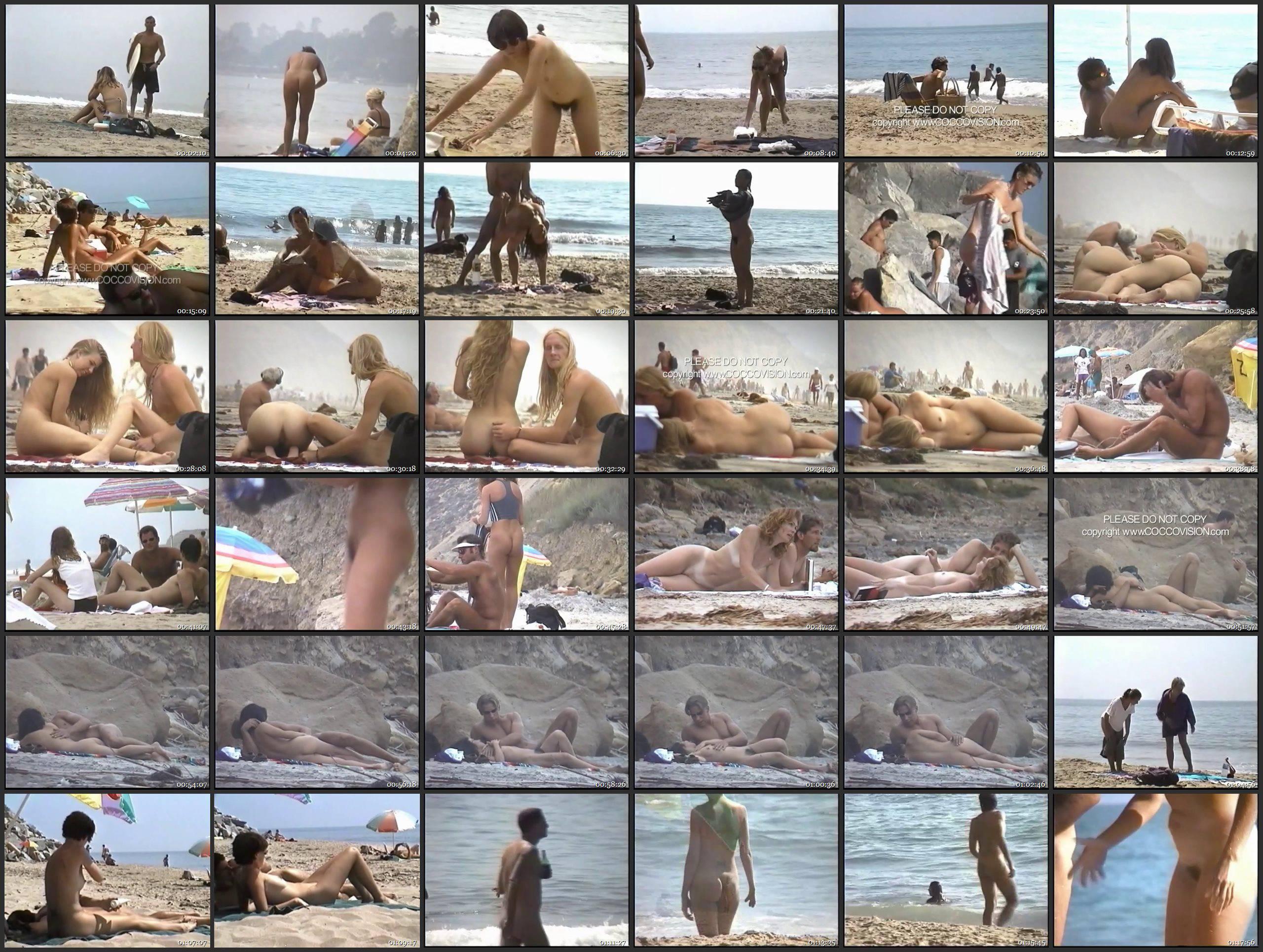 FKK Videos-Brads California Dreamers 3 - Thumbnails