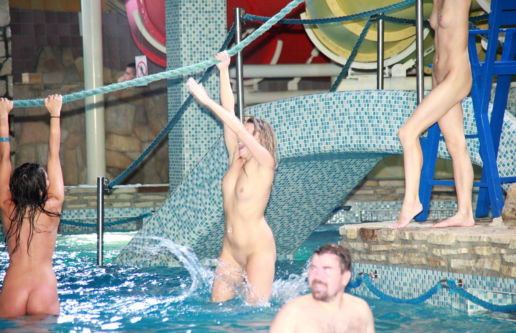 Pure Nudism Photos-Bright Swimming Area - 4