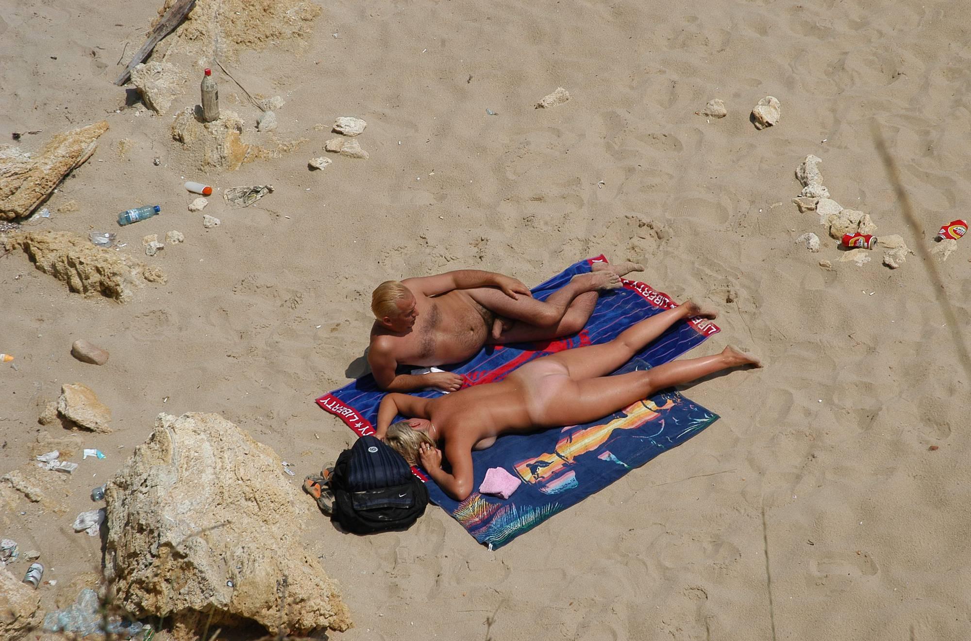 Bulgarian Beach Nesebar - 2