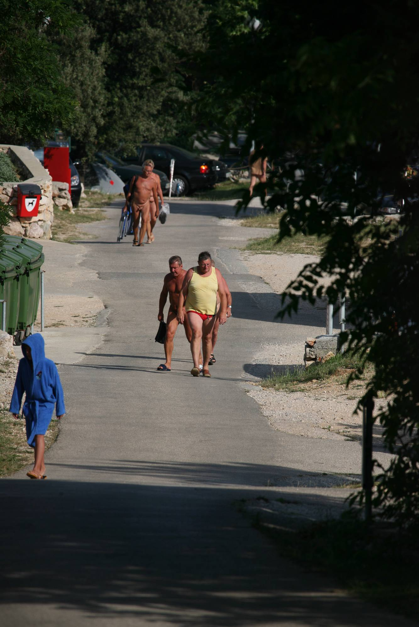 Club Main Street Visitors - 1