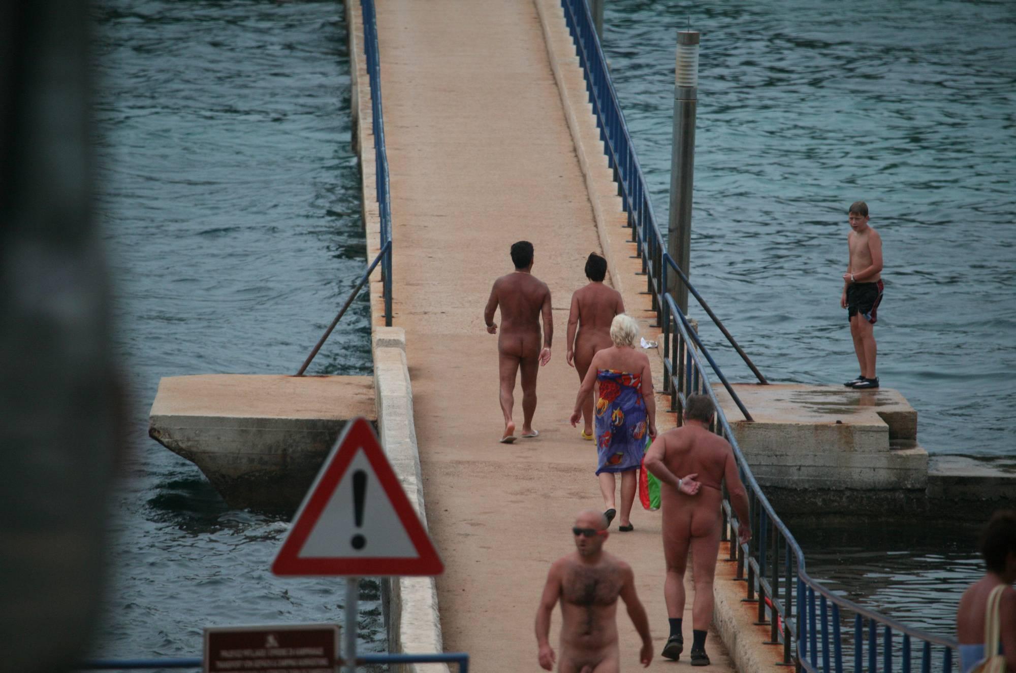 Crete FKK Bridge Crossing - 4