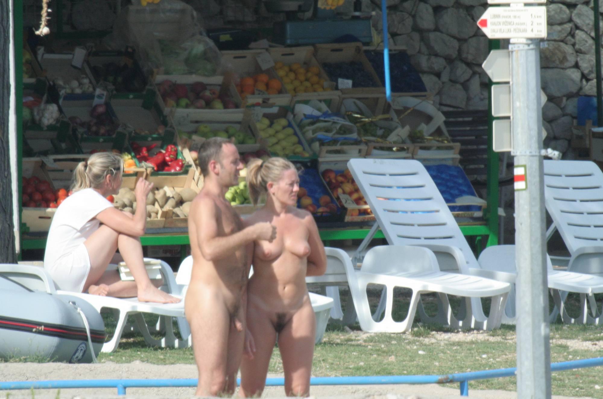 Croatian Baska Beach Visit - 3