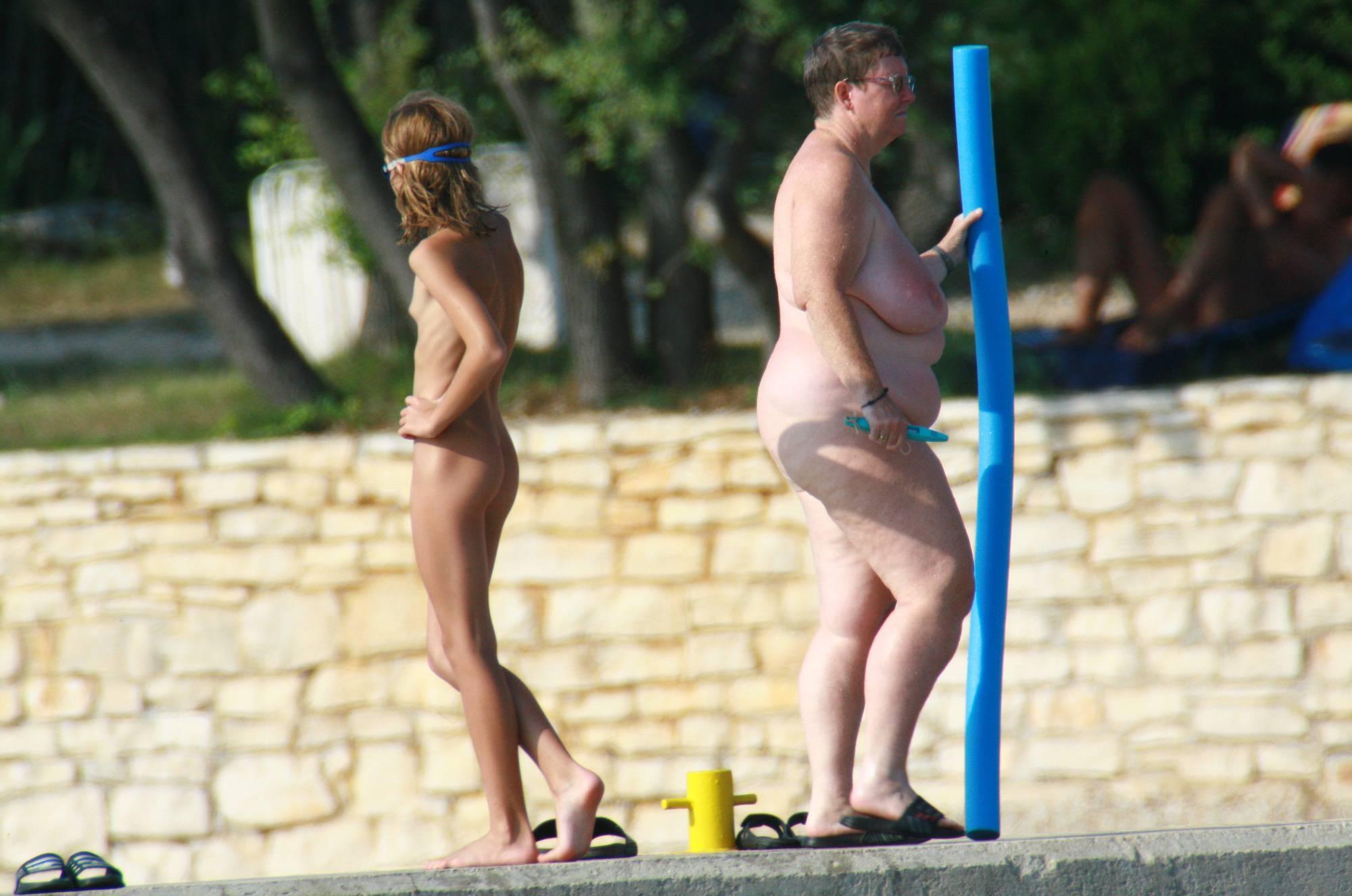 Purenudism Photos-Early Nudist Member Day - 3