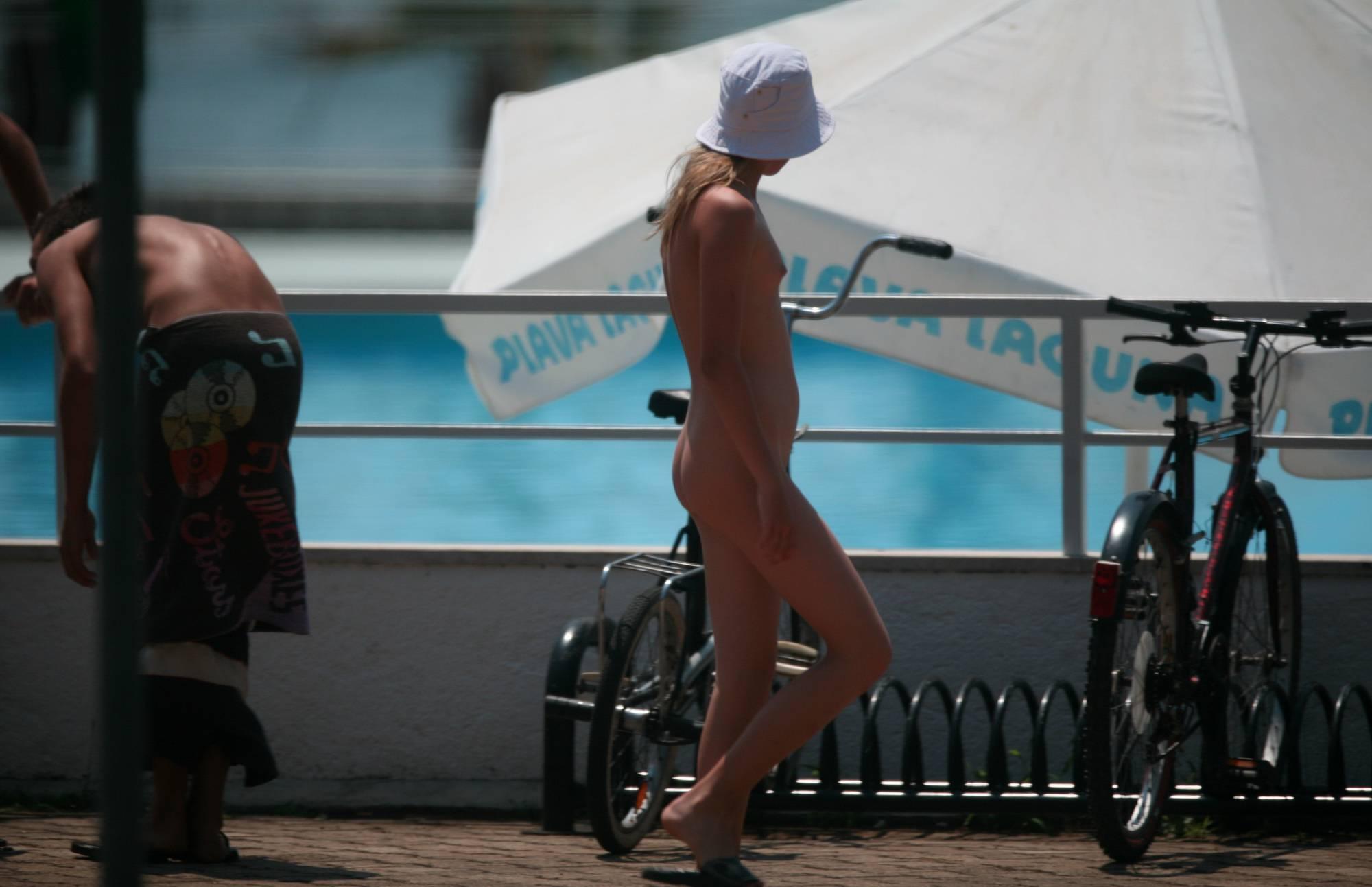 Pure Nudism Pics-European Exit Passer Bys - 1