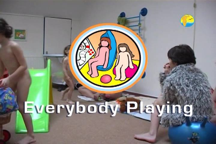 Naturist Freedom Videos-Everybody Playing - Poster