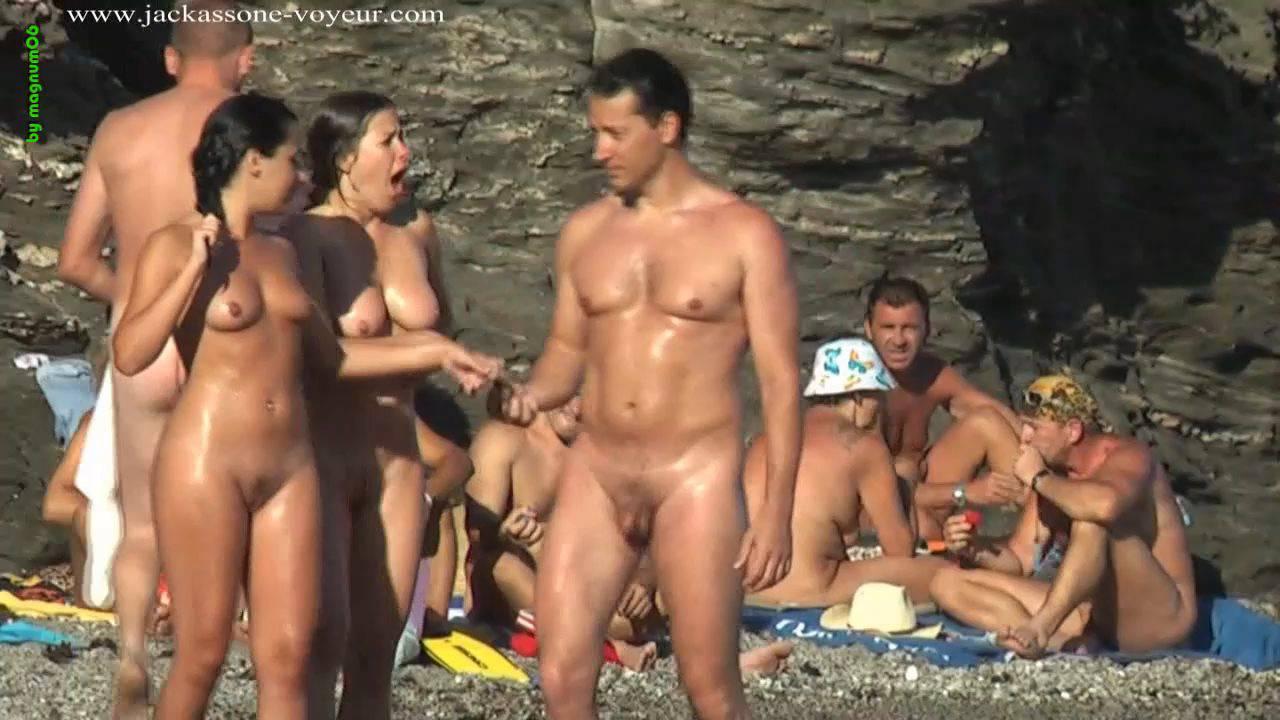Nudist Videos Jackass-tube Nude Beach HD 08 - 2