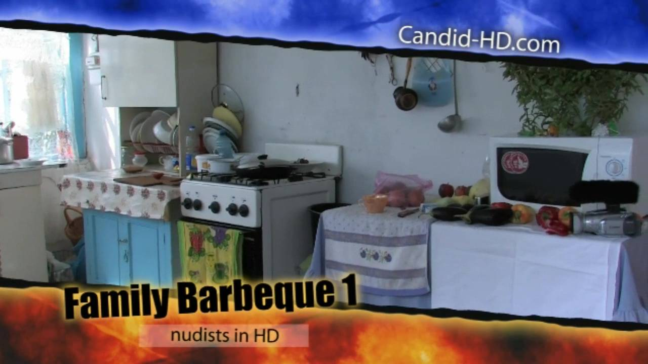 Family Barbeque 1 - Poster