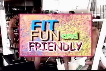 Fit Fun and Friendly - Poster
