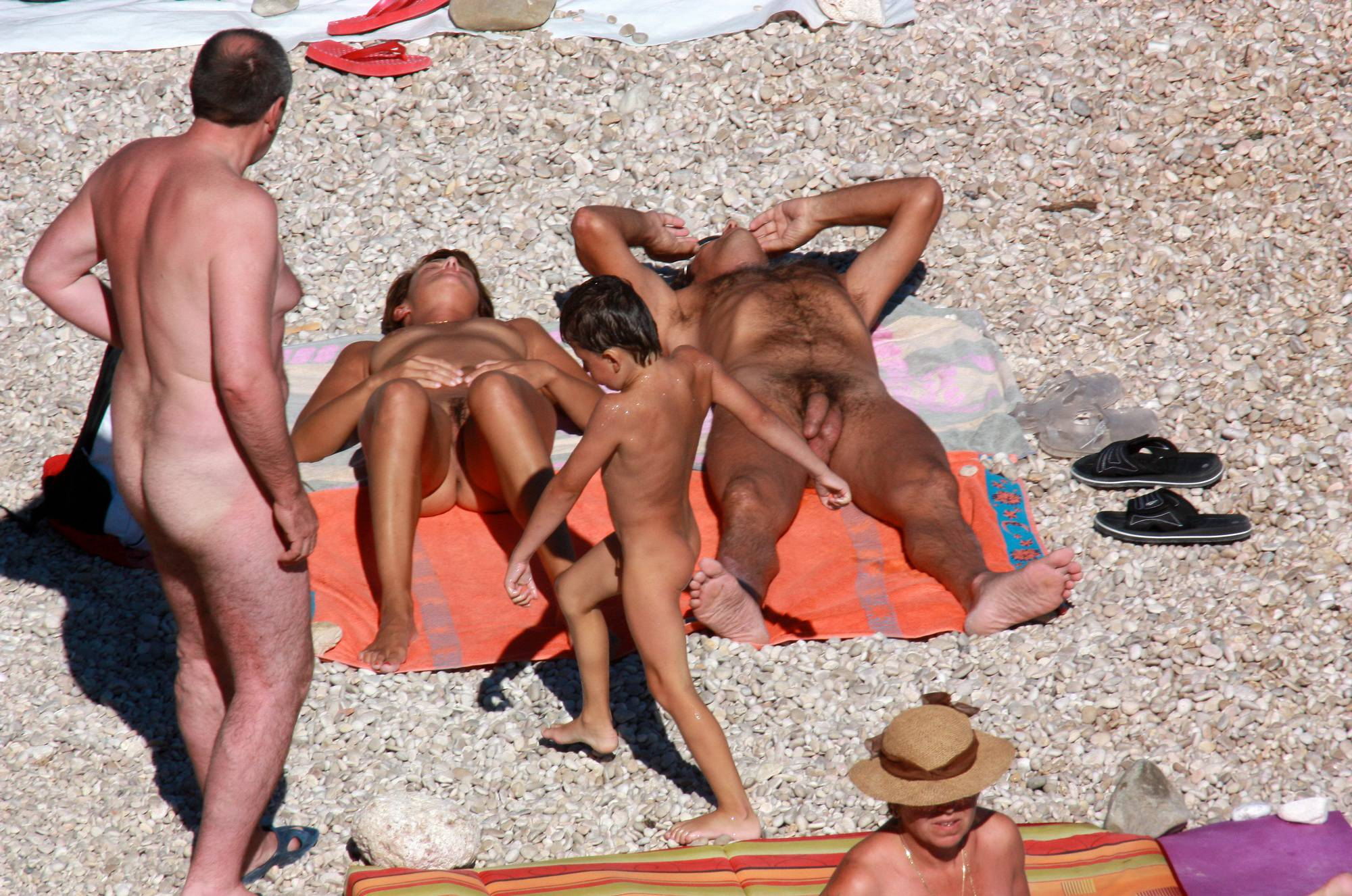 Purenudism Pics-From Nude Waters to Land - 2