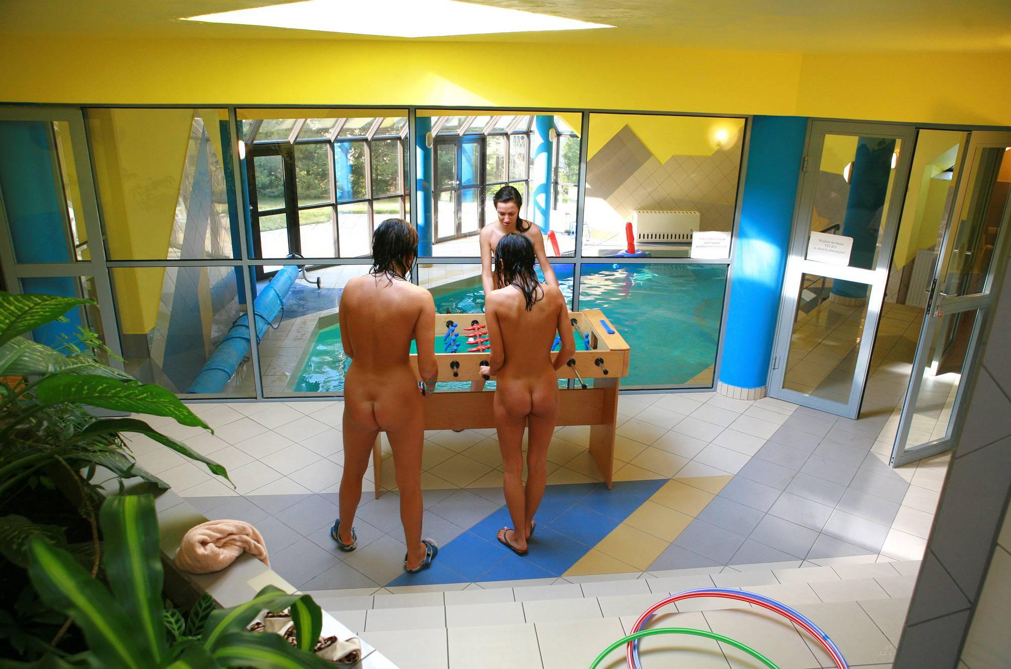 Girl's Rec-Room Games - 3
