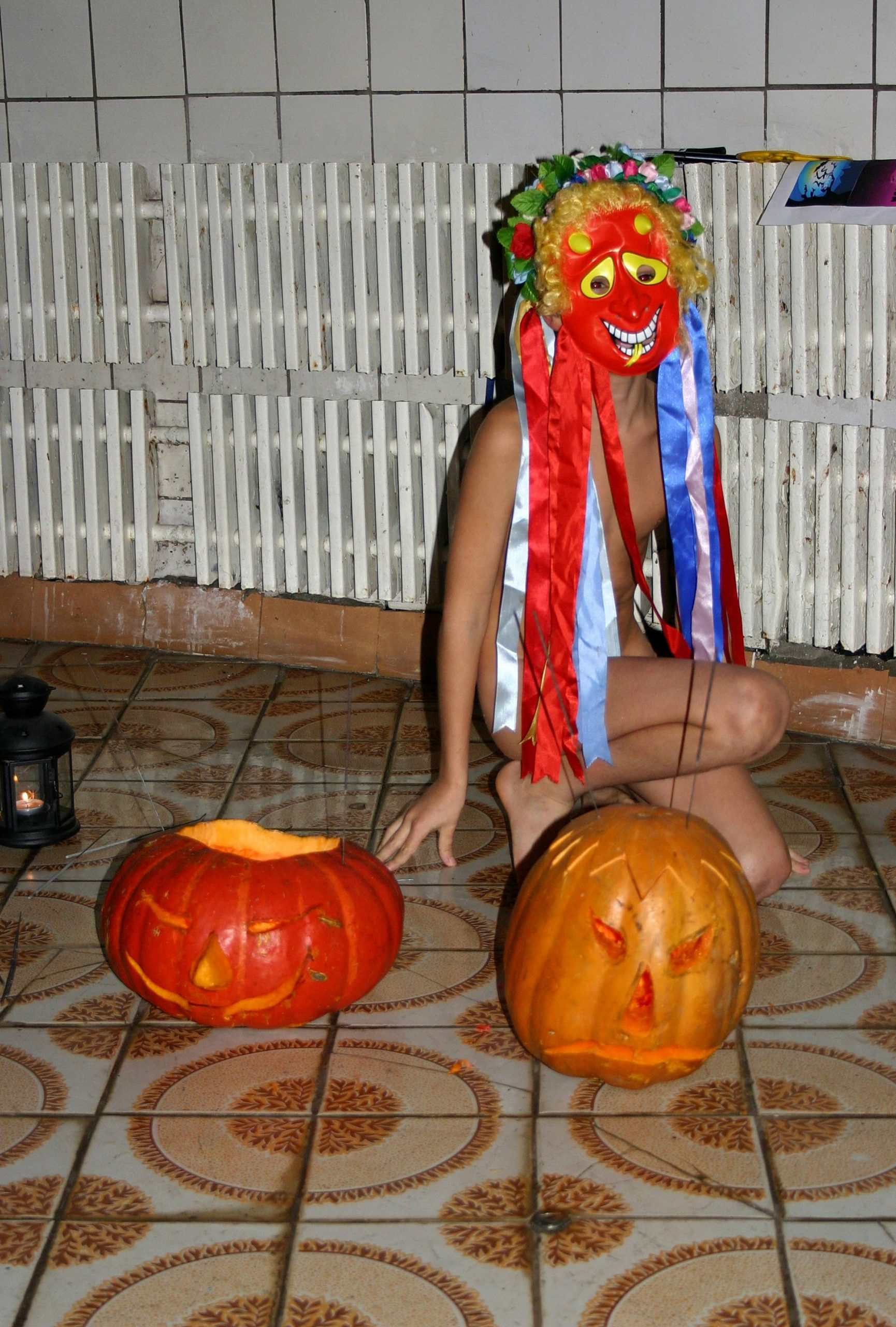 Purenudism Pics-Halloween Odds and Ends - 1