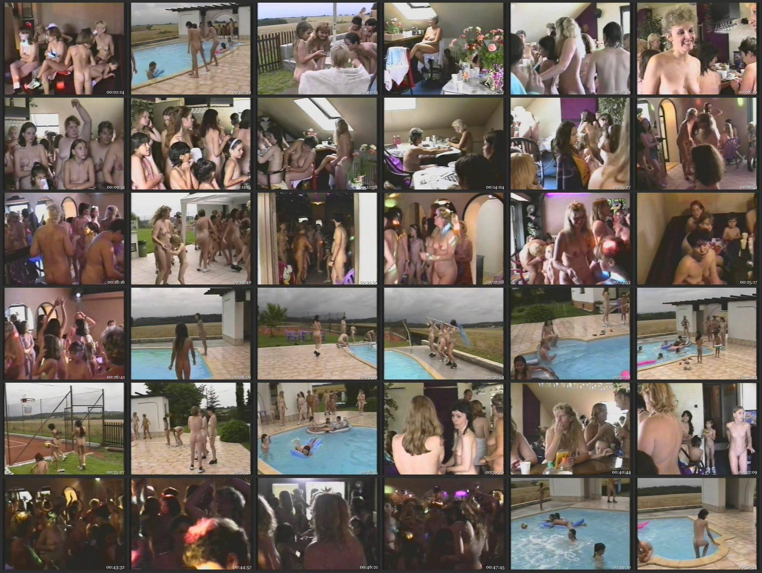 EuroVid FKK-Nudist Moms and Daughters - Thumbnails