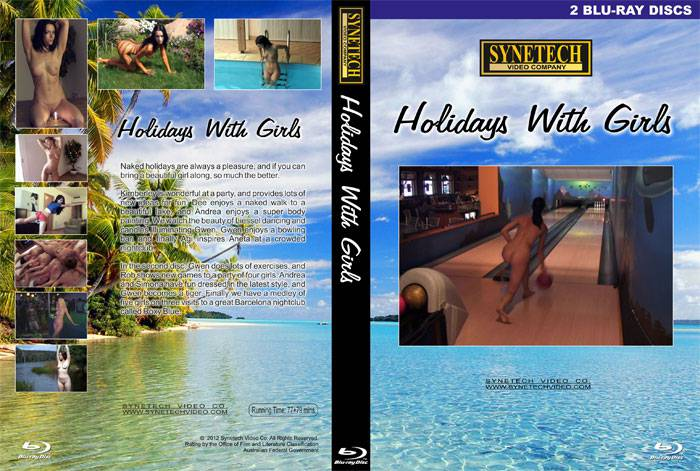 Holidays With Girls disc 2 - Synetech Video Company - Poster