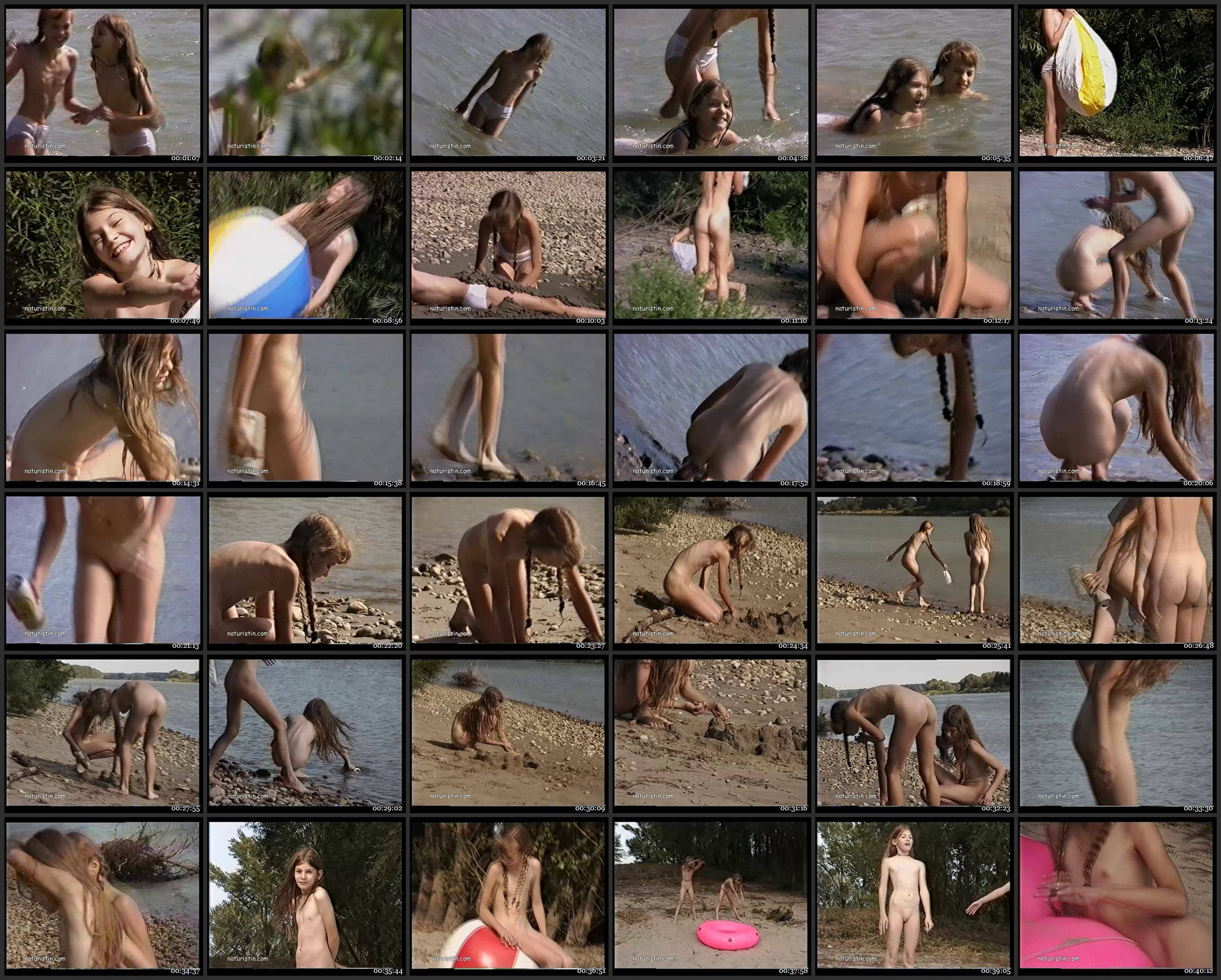 Julia and Valerie - Thumbnails