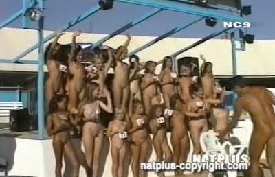 Sunat Natplus-Junior Miss Pageant 1999 series NC9 - 2