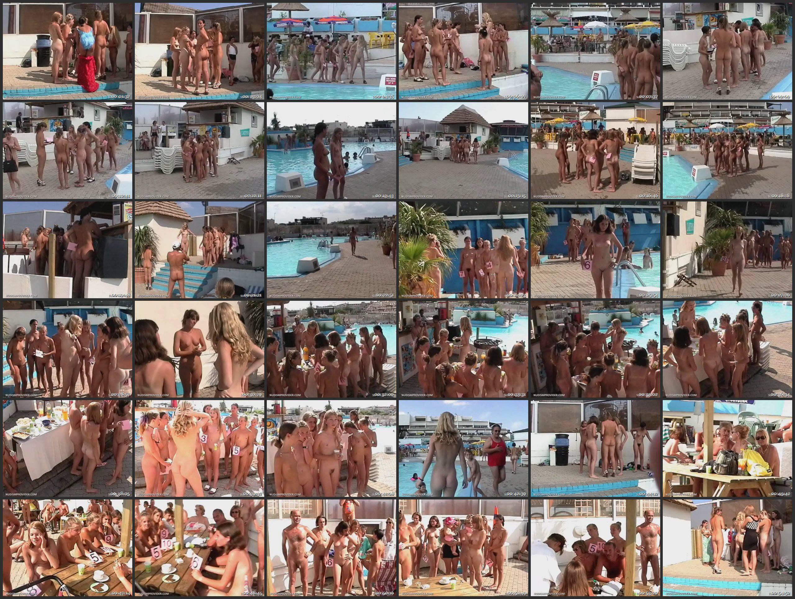 Nudist-HDV-Junior Nudist Contest 2 - Thumbnails