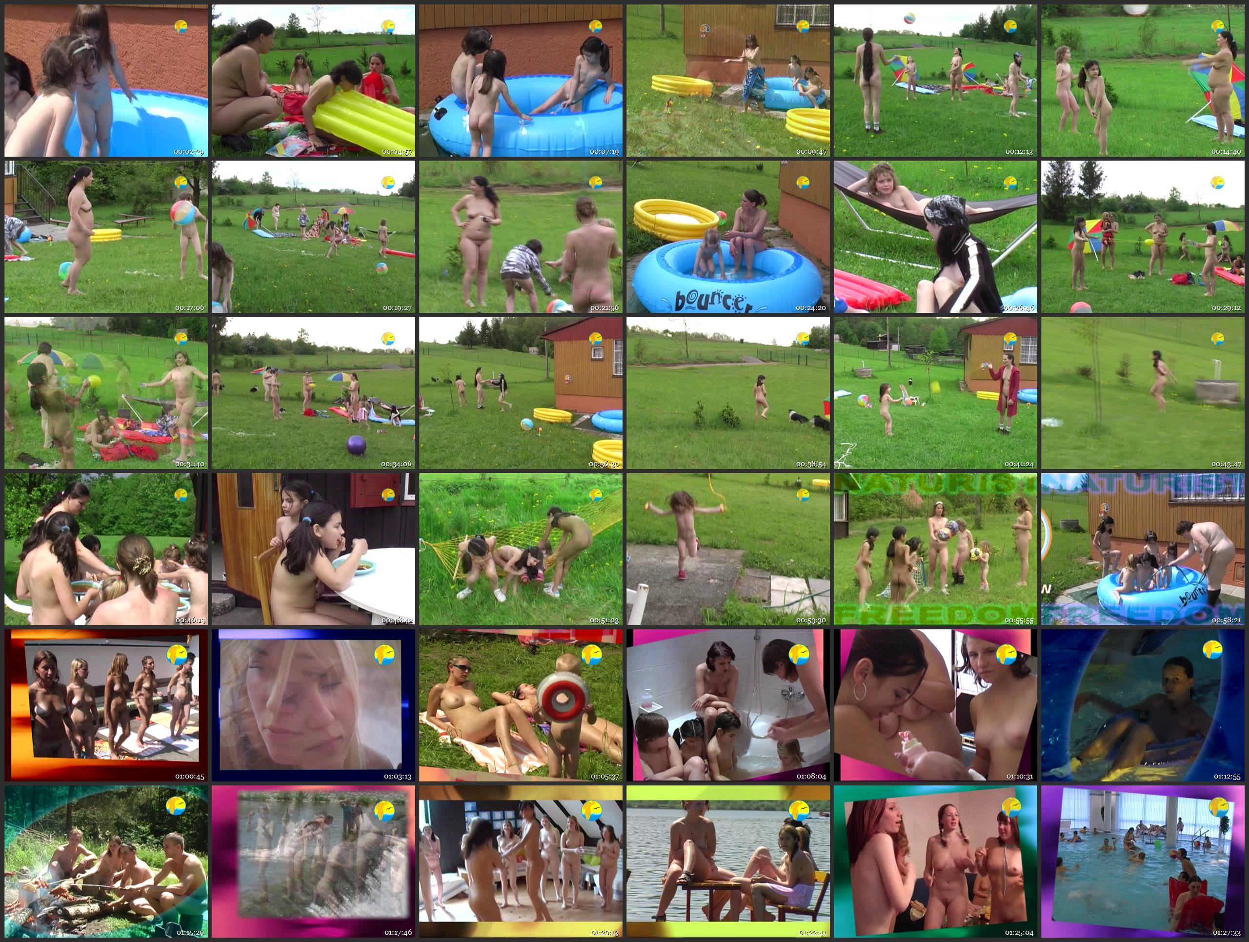Naturist Freedom-Meadow - Thumbnails