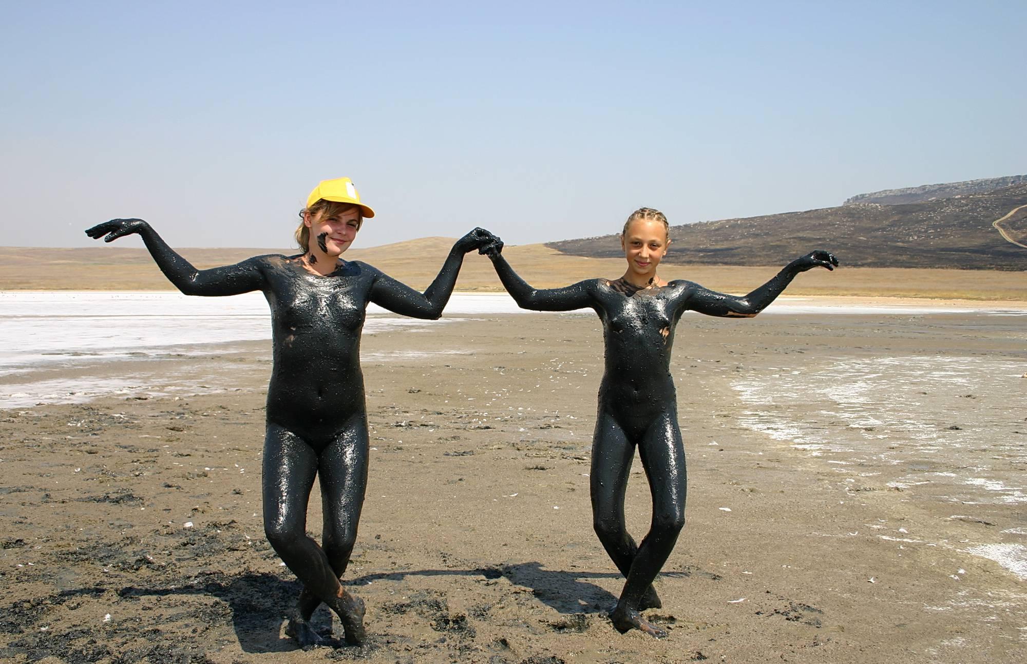 Pure Nudism-Mud Bath Beauties Ahoy - 3