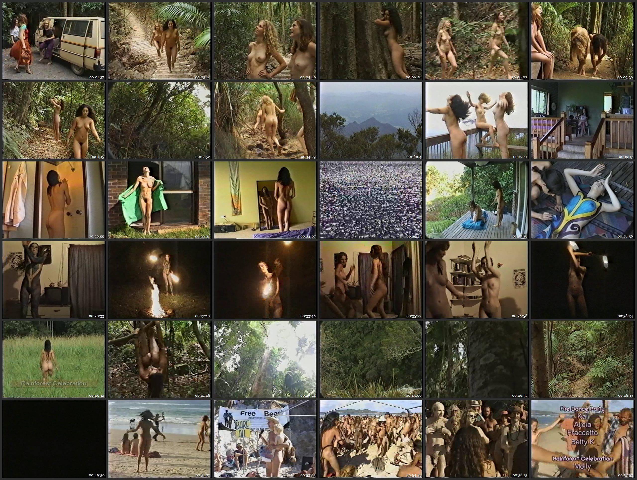 Naturist Videos-Naked Celebrations - Thumbnails