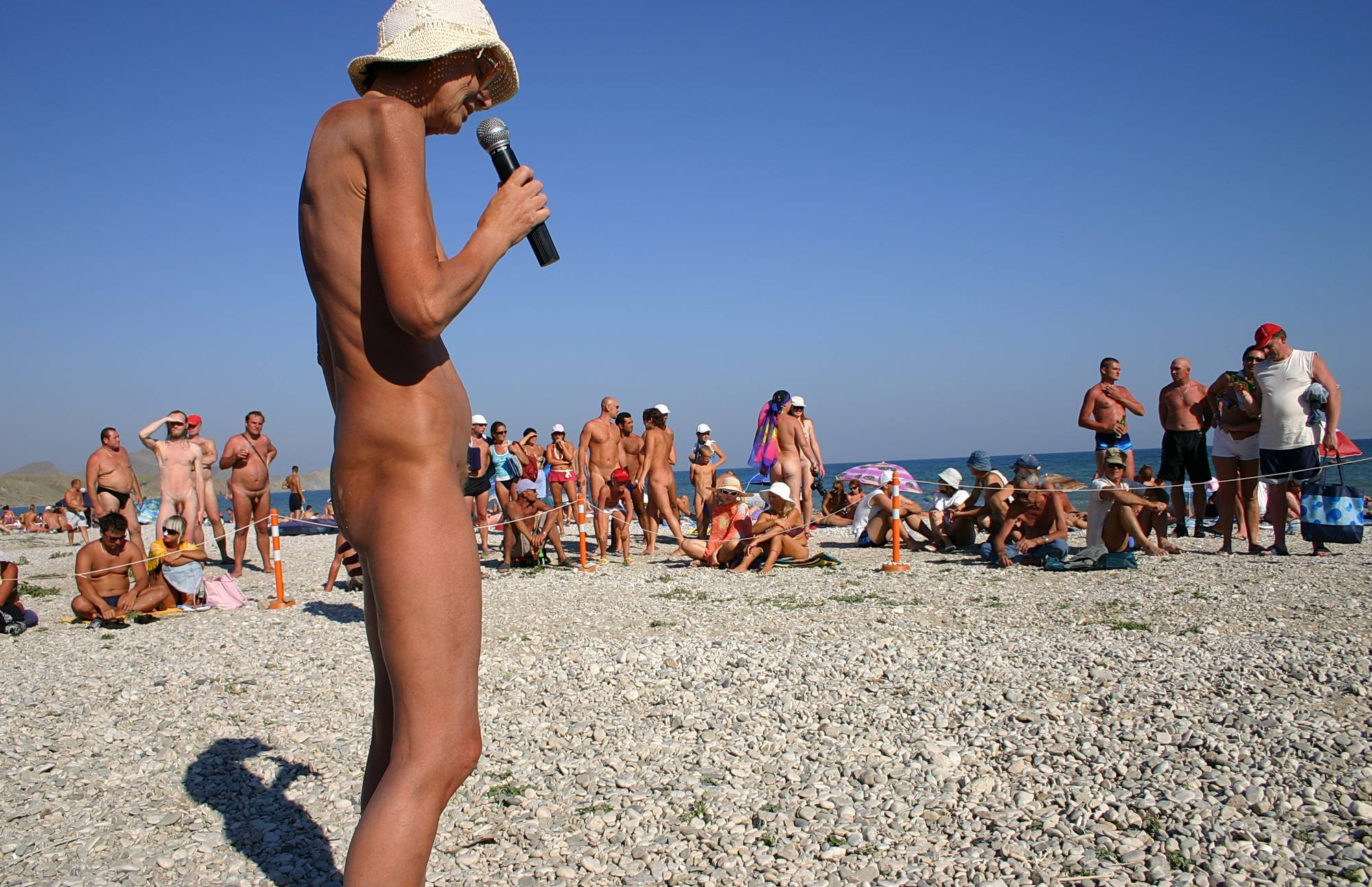 Naturist Beach Contests - 1