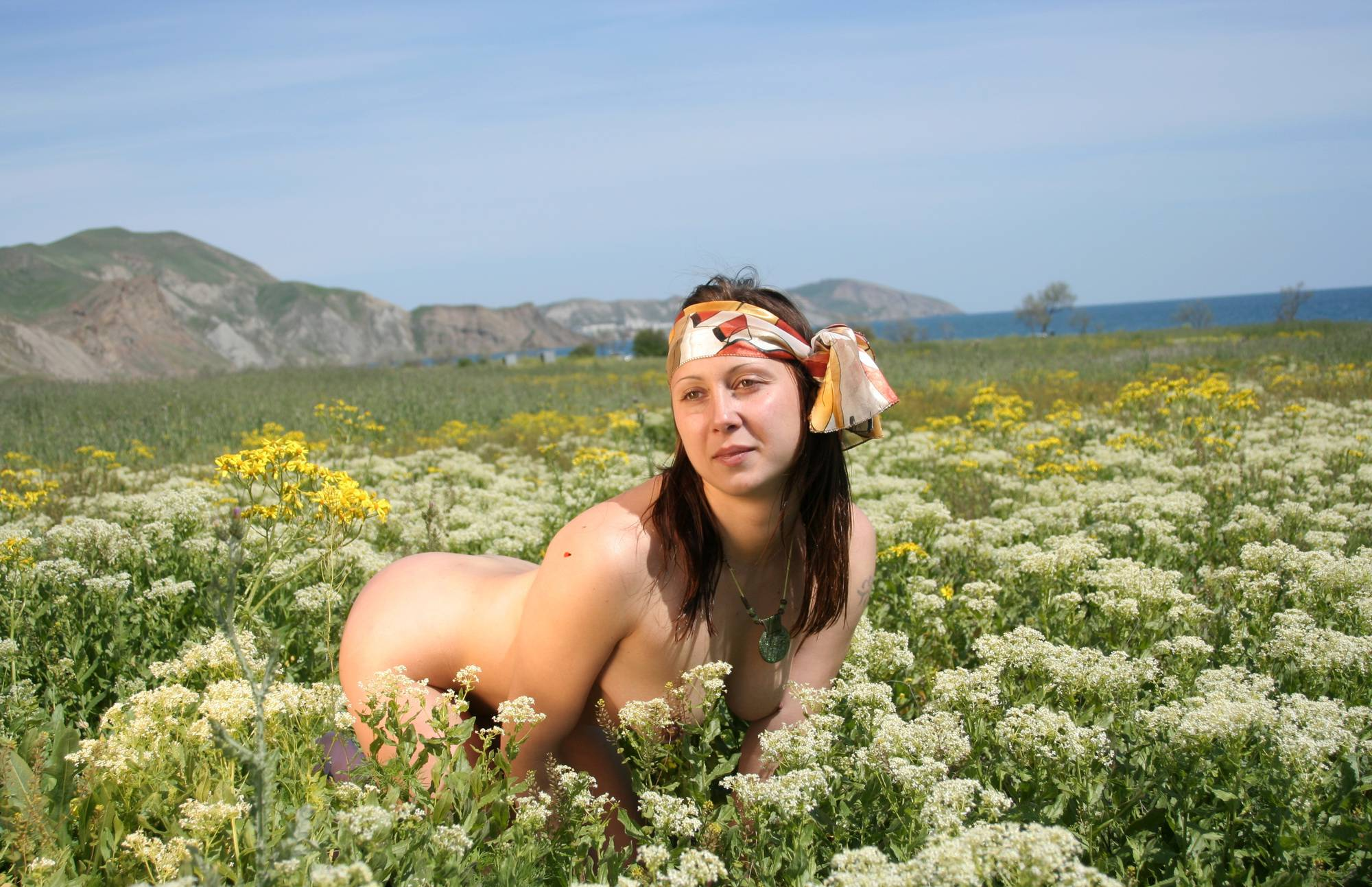 Pure Nudism Images-Naturist Fields of Dreams - 3