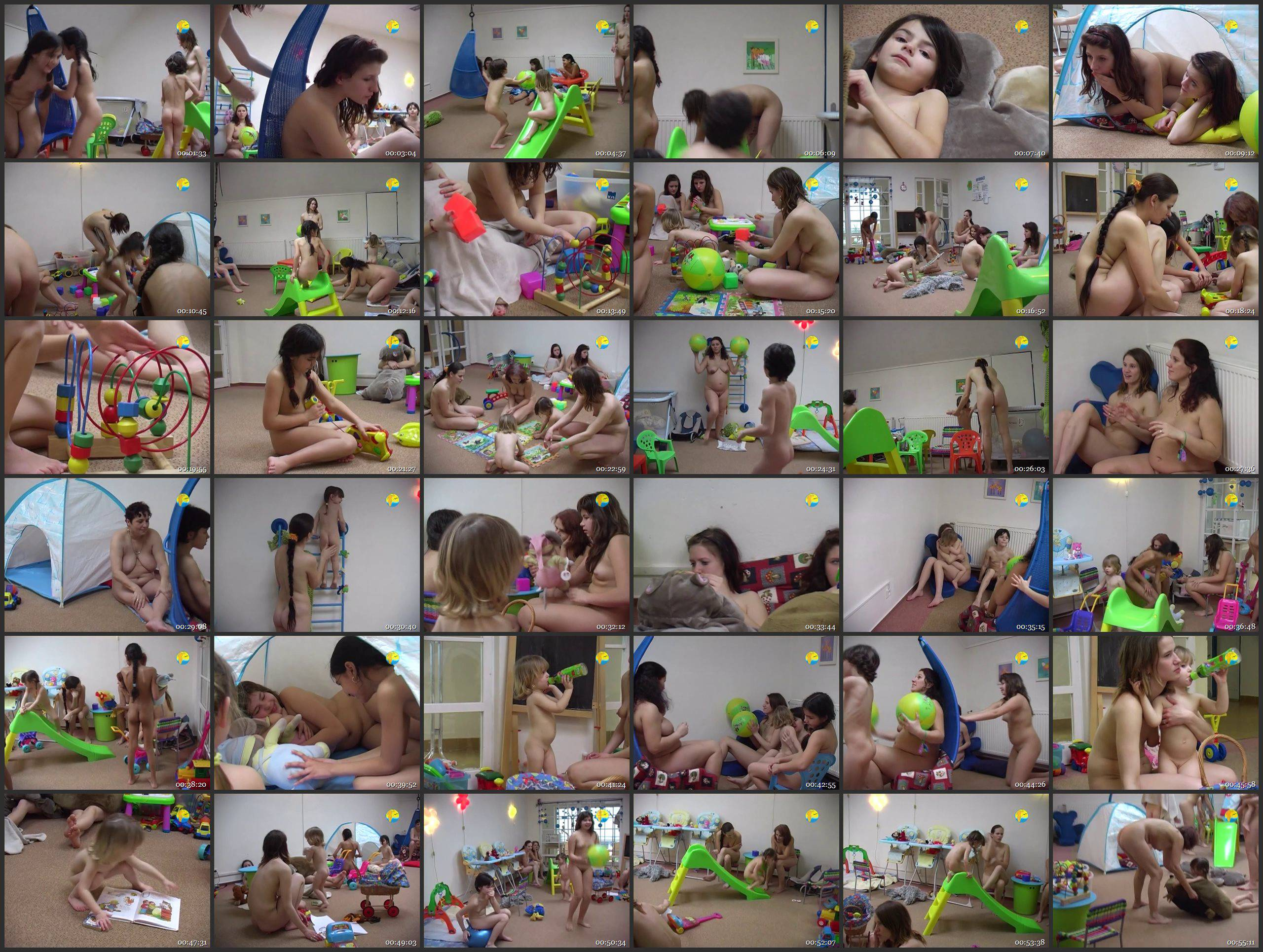 Naturist Freedom-Everybody Playing - Thumbnails