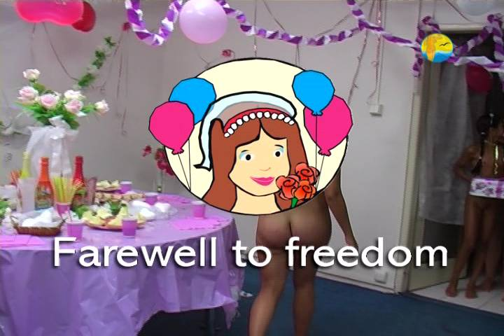 Naturist Freedom Videos-Farewell to freedom - Poster