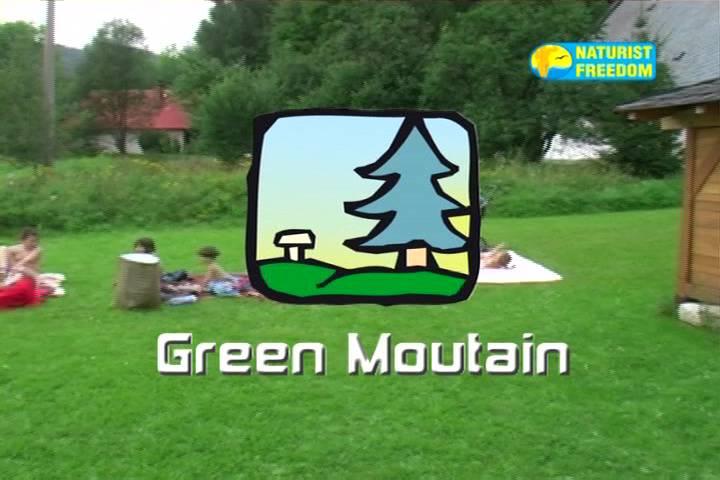 Green Mountain - Poster