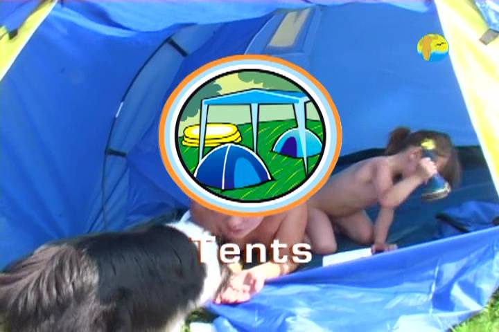 Tents - Poster