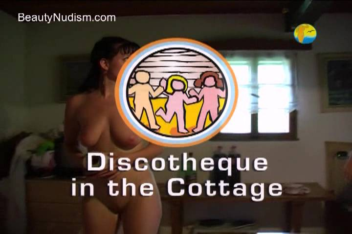 Discotheque in the Cottage - Poster