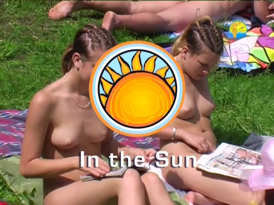Naturist Freedom-In the Sun - Poster