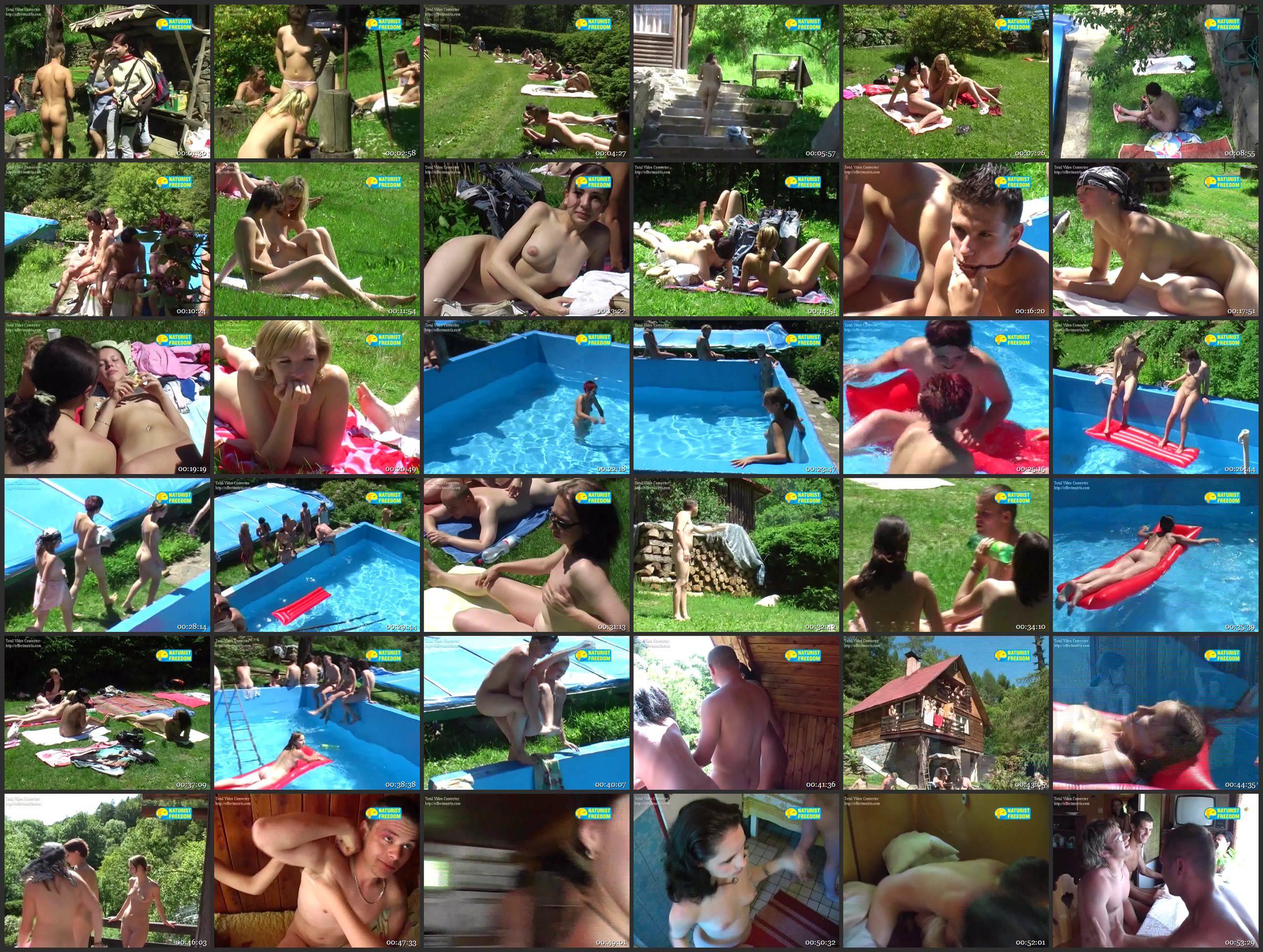Sunbathing - Thumbnails