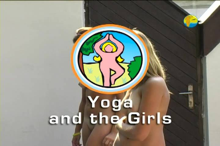 Naturist Freedom Videos-Yoga and the Girls - Poster