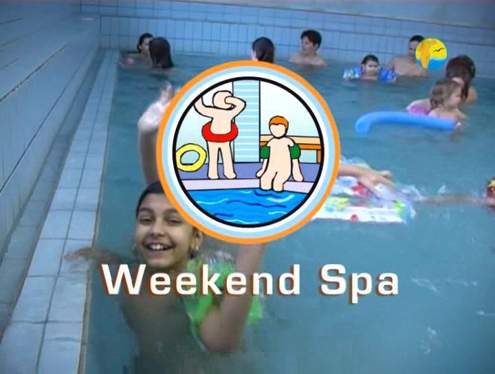 Weekend Spa - Poster