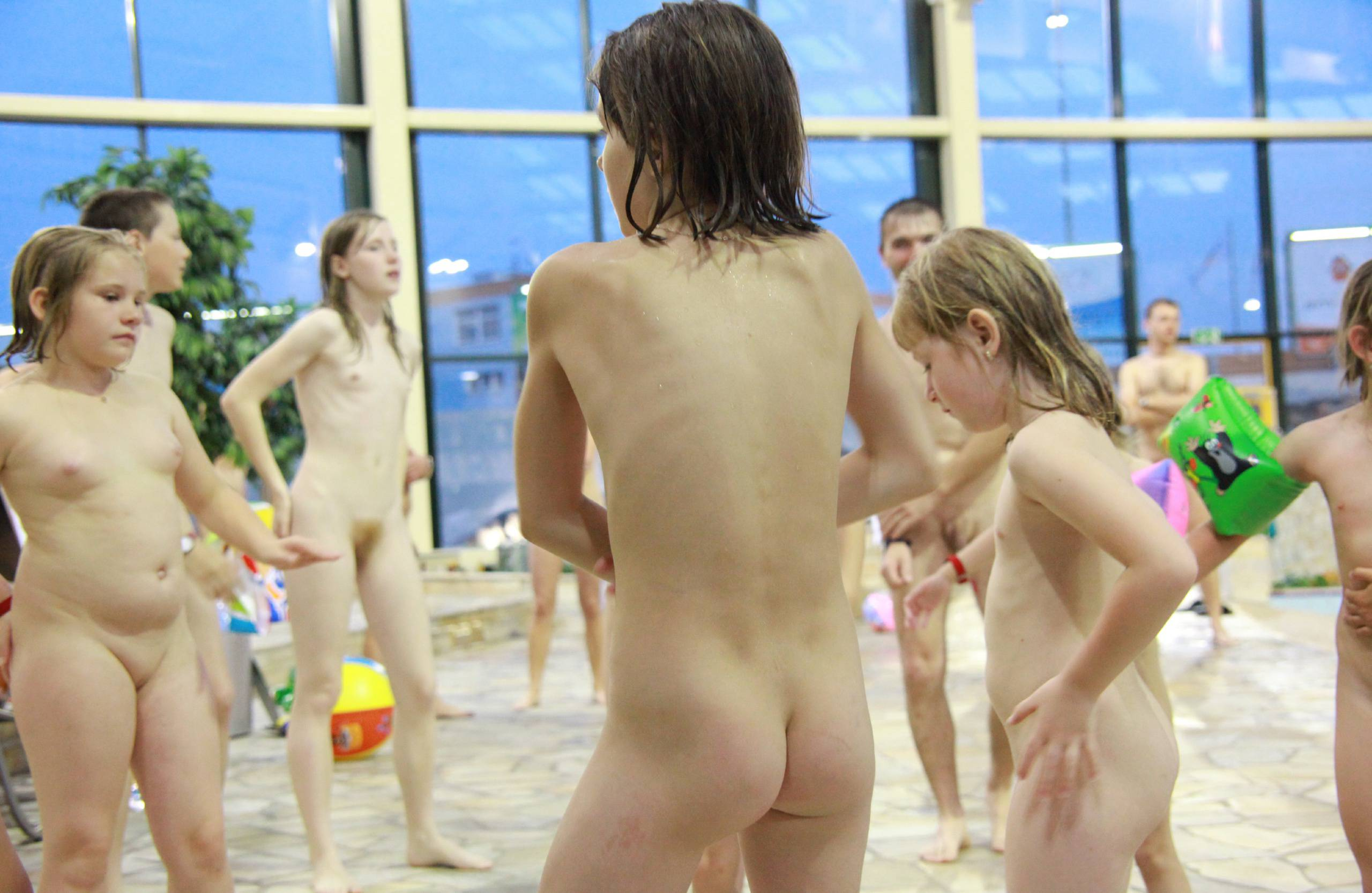Naturist Party Games - 1