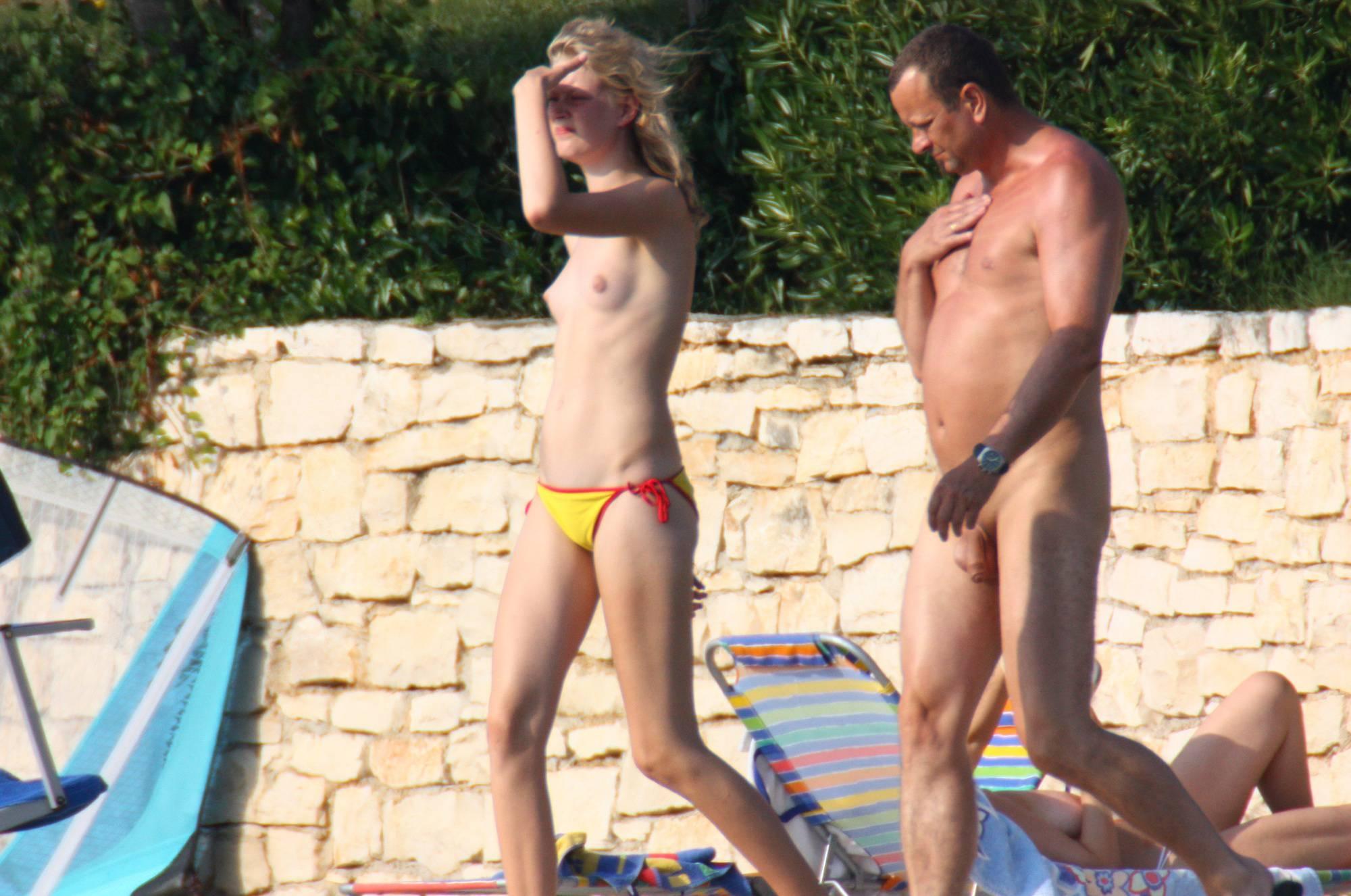Naturist Topless Escorted - 3