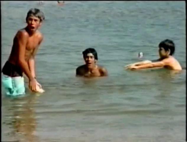 Nudist Movies-Summer in Rovinj (Rika in Rovinj) - 2