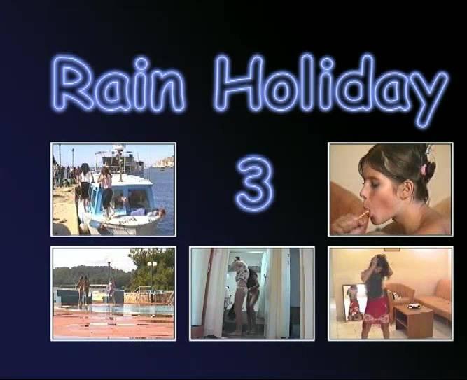 Rain Holiday 3 - Poster