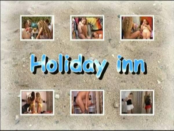 Naturistin-Holiday Inn (Lea and Sister) - Poster