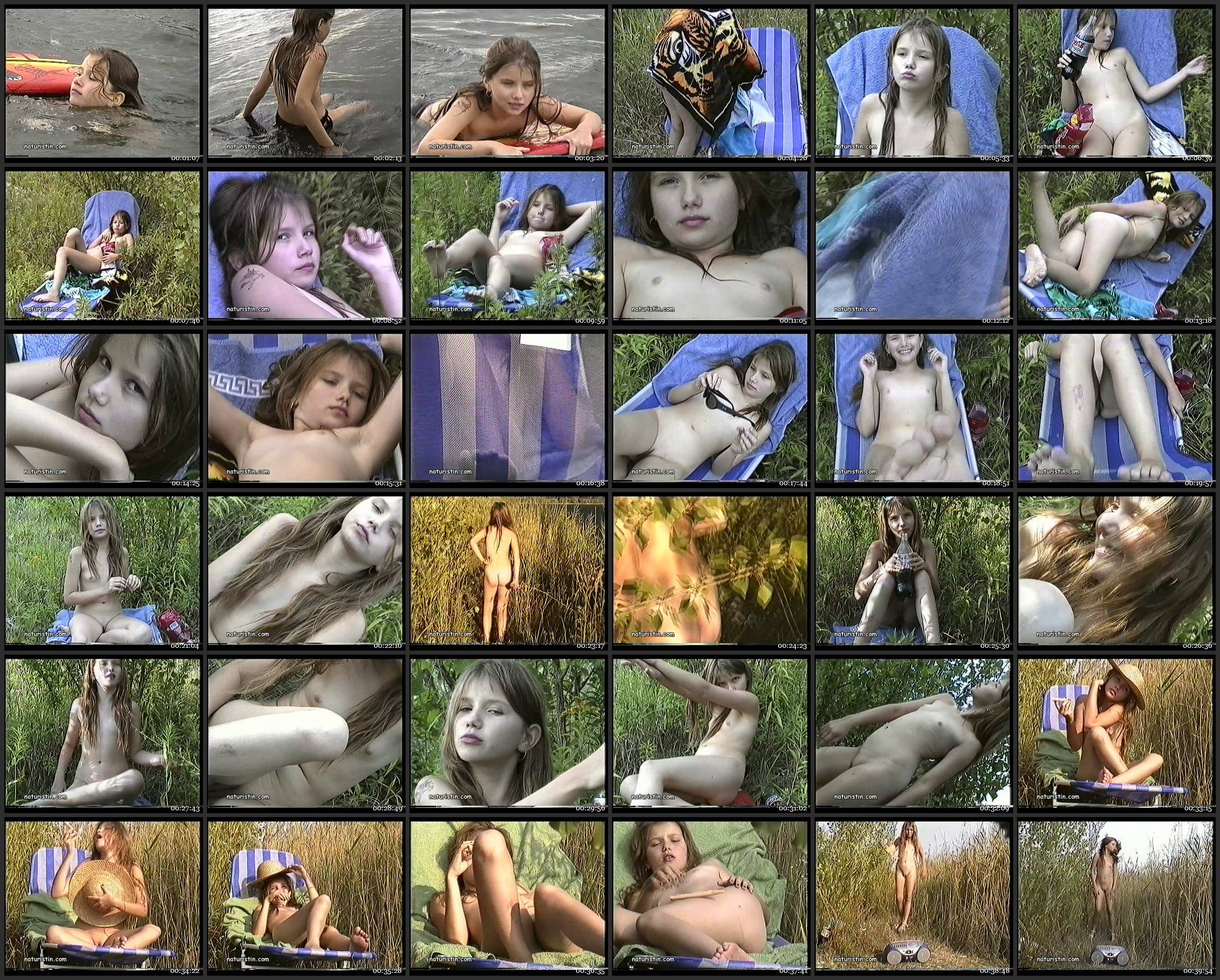 Yvonne am See - Thumbnails