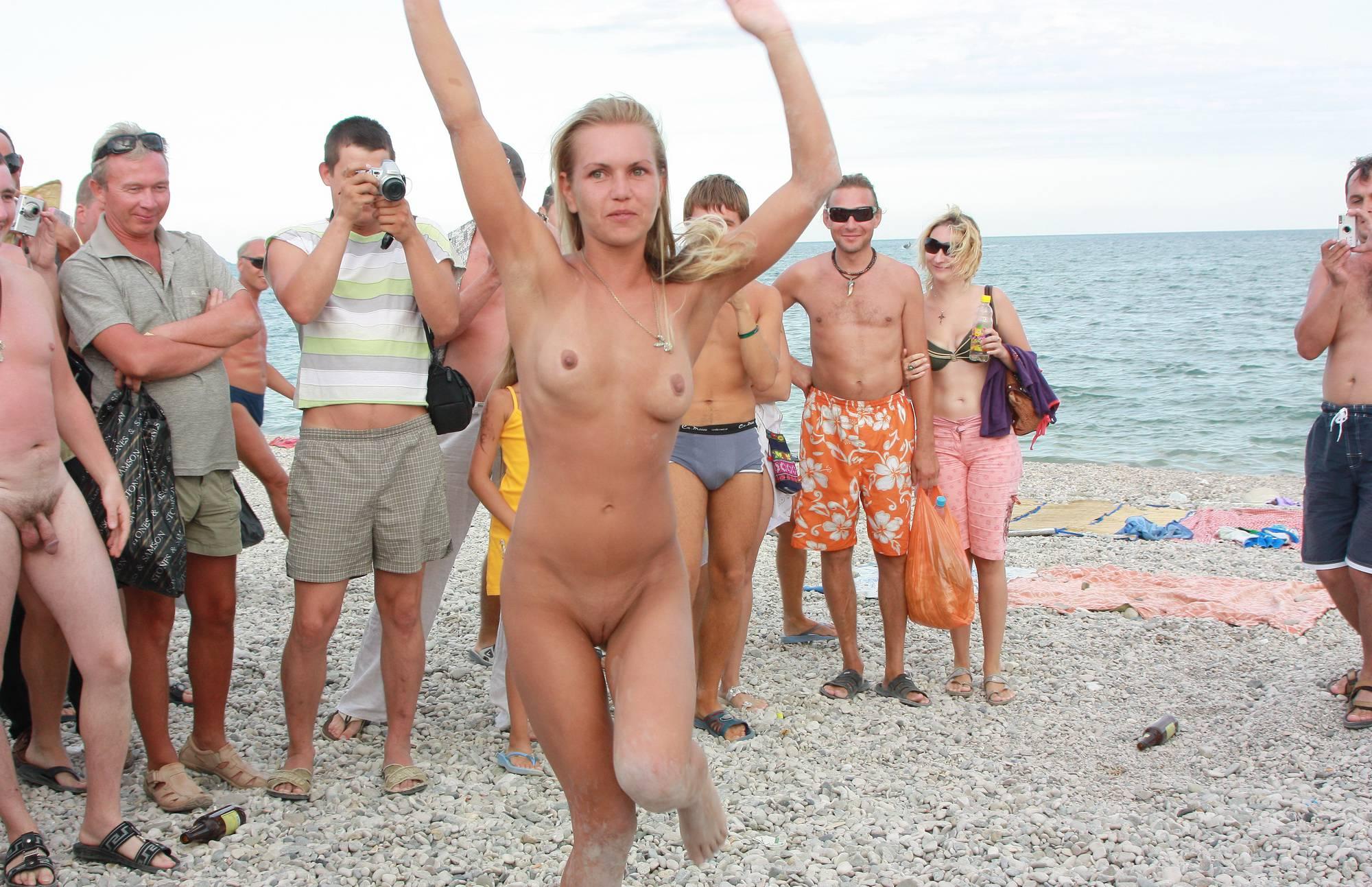 Purenudism-Neptune Blondes Dance - 1