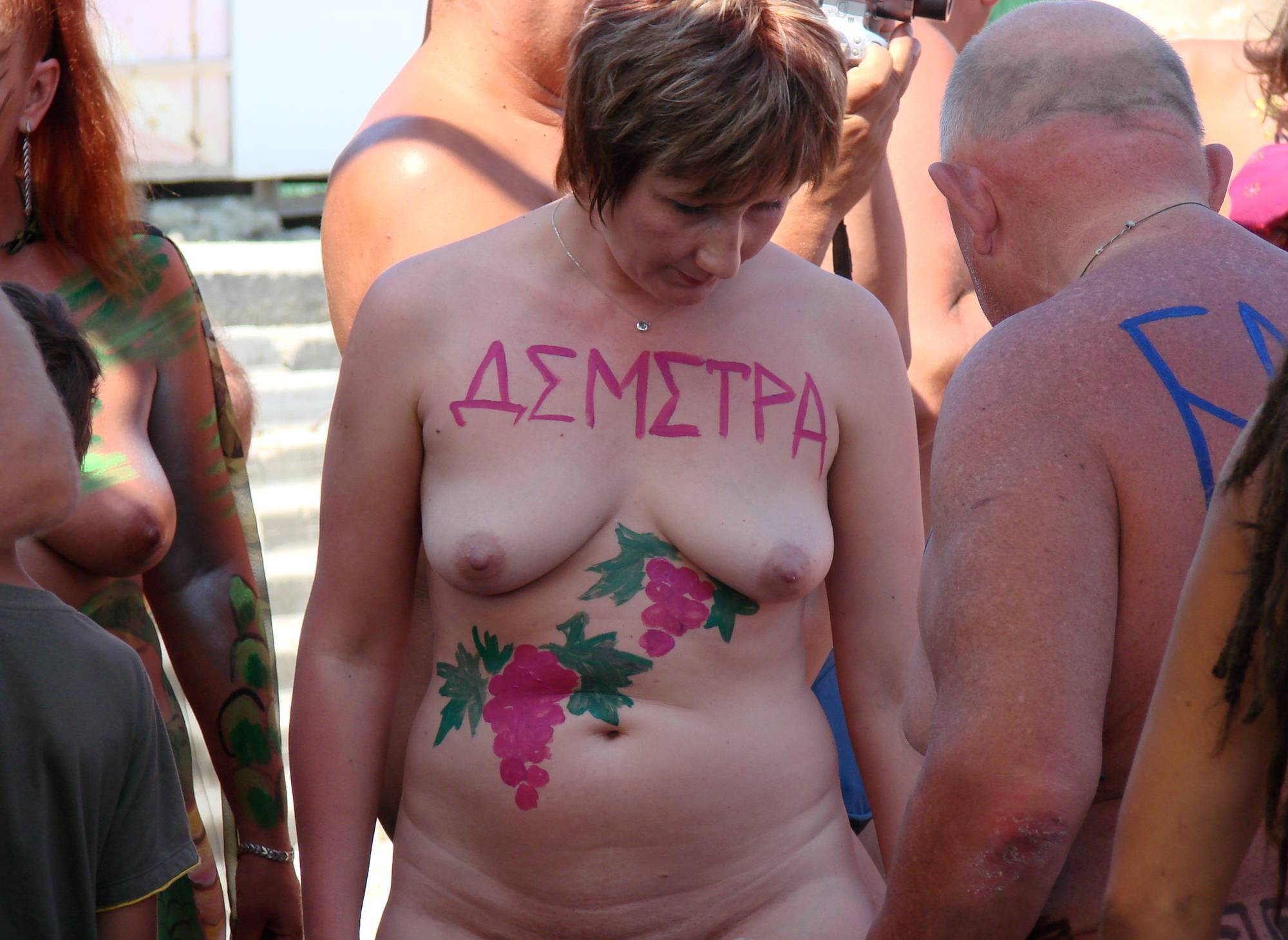 Pure Nudism Pics-Neptune Day All Get Ready - 2