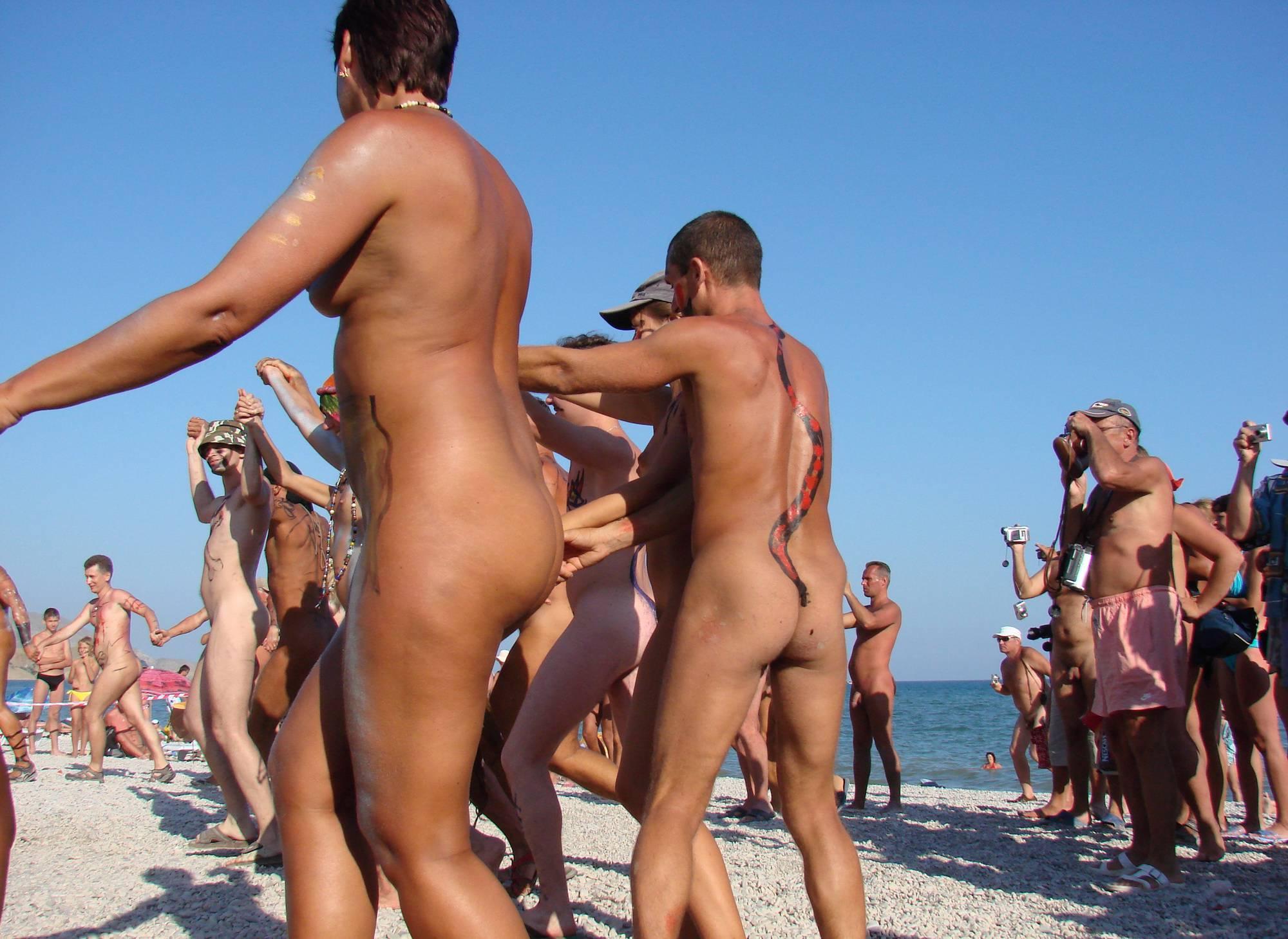 Purenudism-Neptune Day Dance Shot - 2