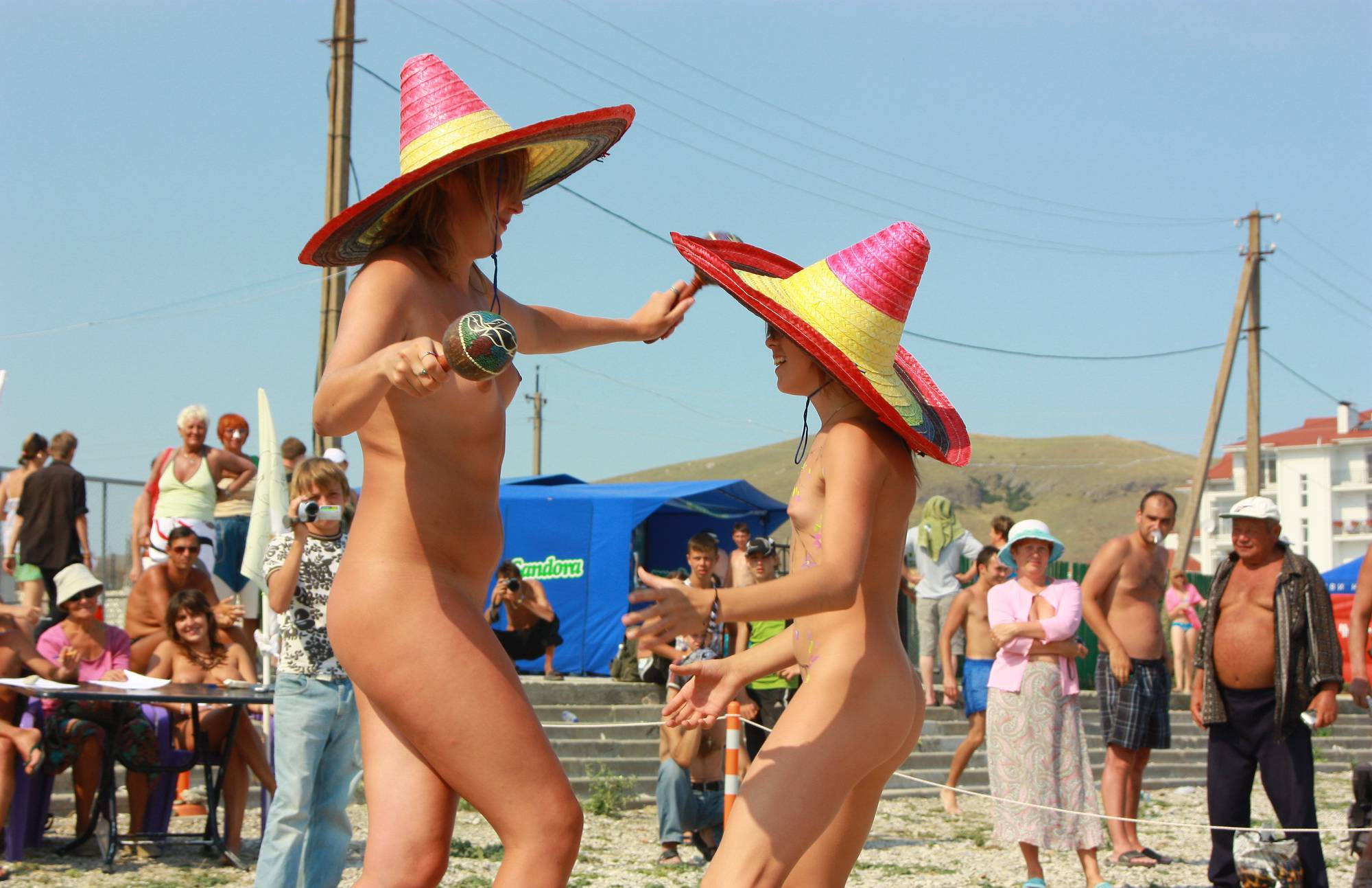 Neptune Mexican Dance - 1