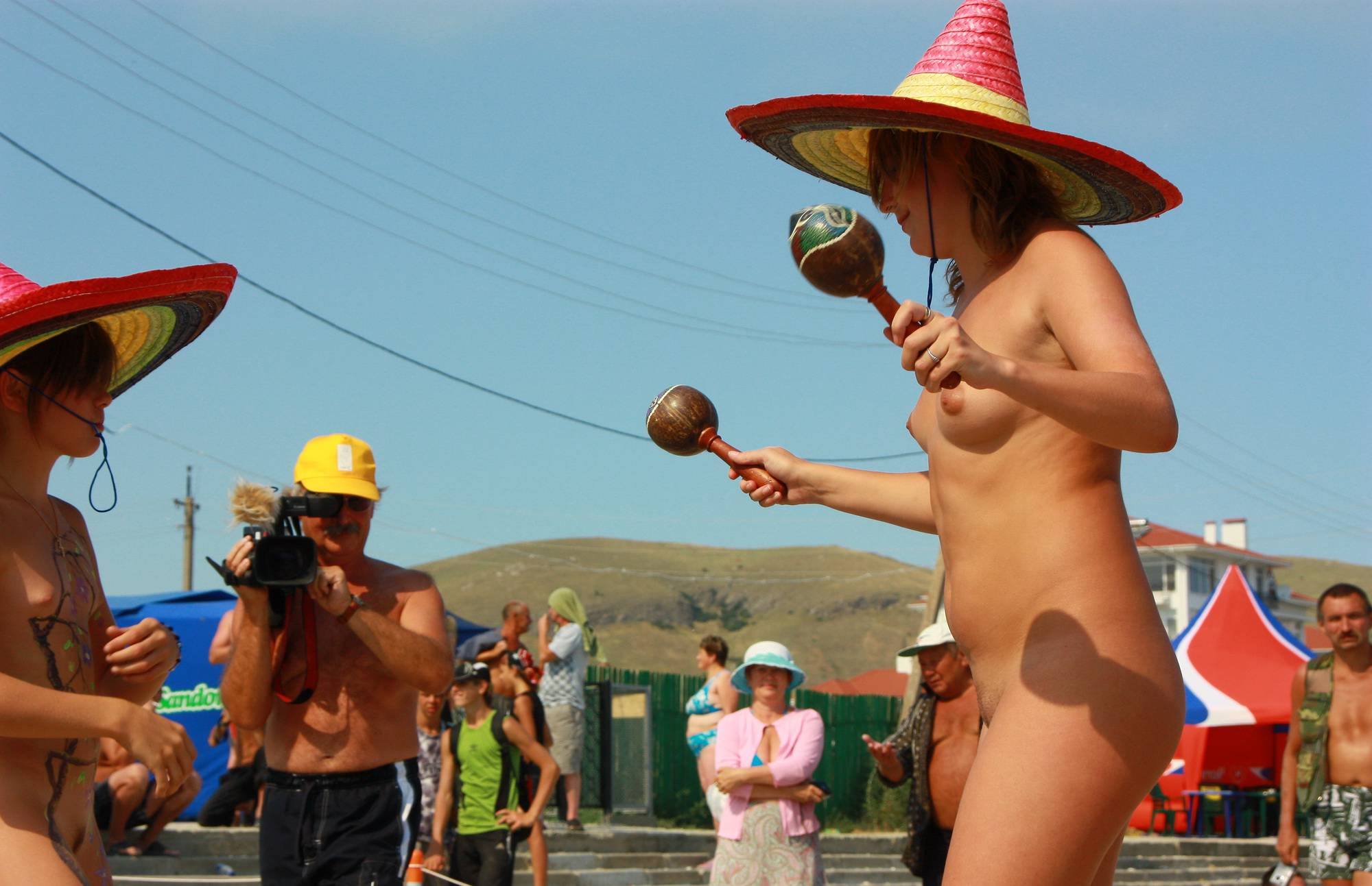 Pure Nudism-Neptune Mexican Dance - 3
